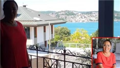 Safiye Soyman, Boğaz manzaralı evinin kapılarını açtı