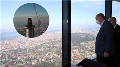 Çamlıca Kulesi, 29 Mayıs'ta açılıyor!
