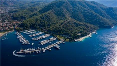 D-Marin'in 3 marinası bu yıl da Mavi Bayrak aldı