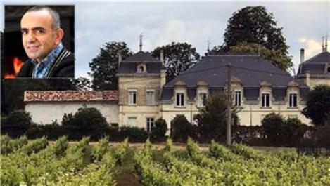 İsmail Acar'ın Fransa'daki şatosuna hırsız girdi!