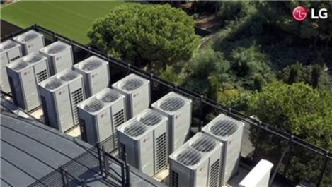 LG'nin HVAC çözümleri her zaman beklenenin bir adım ötesinde