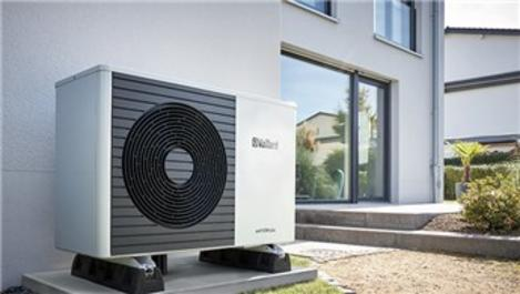 Vaillant'tan 700 kat daha çevreci ısı pompası: aroTHERM Plus