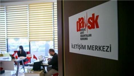 DASK sigortalılara 900 milyon TL hasar ödemesi yaptı