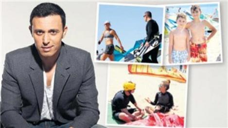 Mustafa Sandal, sörf okulu açıyor