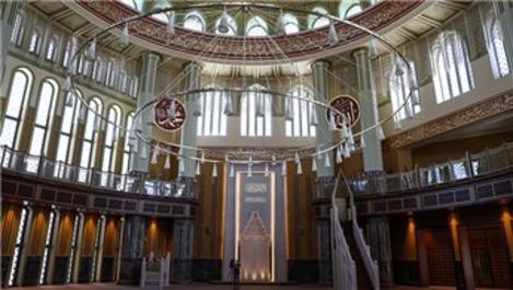 Taksim Camisi açıldı! İşte caminin özellikleri!