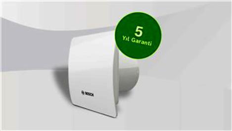 Bosch Termoteknoloji dekoratif fan modelini yeniledi!