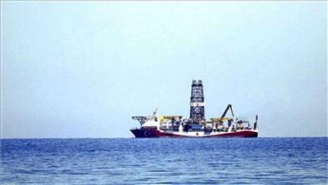 Fatih gemisi, Türkali-3'te sondaja başladı!