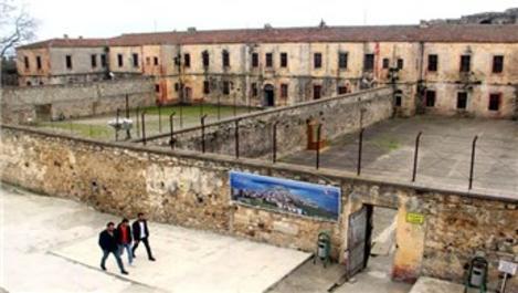 Sinop Tarihi Cezaevi ve Müzesi'ne ziyaretçi kabul edilmeyecek!