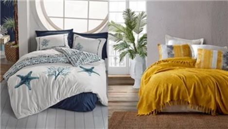 Yatak odalarında yaza uygun dekorasyon önerileri!