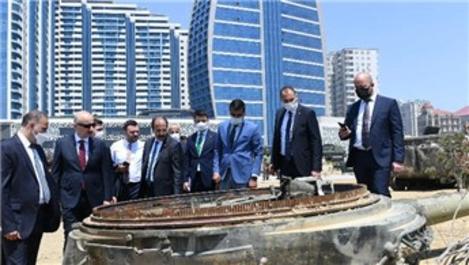 Karabağ'ın imarı için Türkiye-Azerbaycan birlikte çalışacak