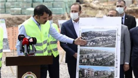Bakan Kurum ''İzmir'de 50 yıllık dönüşümü tamamlıyoruz''