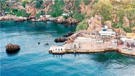 Muratpaşa'nın 5 plajına 'Mavi Bayrak' müjdesi!