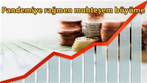 Türkiye ekonomisi ilk çeyrekte yüzde 7 büyüdü!