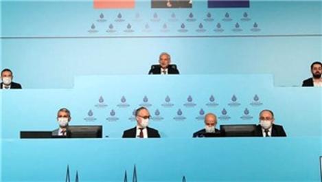İSKİ'nin su zammı teklifi İBB Meclisi'nde reddedildi