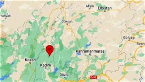 Osmaniye'de 4.2 büyüklüğünde deprem!