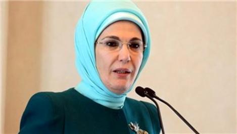 Emine Erdoğan'a 'Atık Alanında Akıllı Şehirler Şampiyonu' ödülü