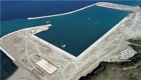 Filyos Limanı'nın açılışı 4 Haziran'da yapılacak!