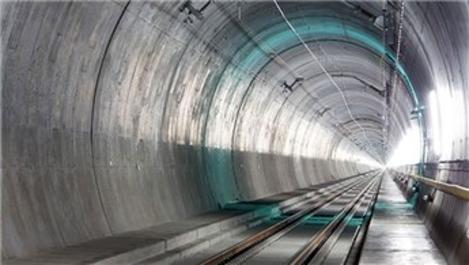 Dünyanın en uzun tünelinde Türk imzası!