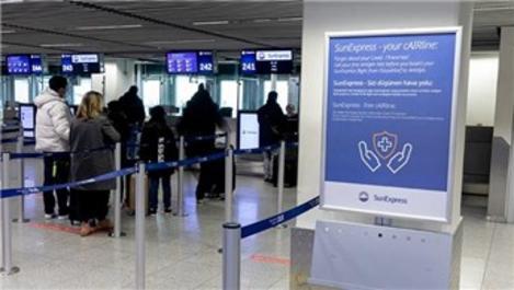 SunExpress'ten Türkiye-Almanya uçuşlarına ilişkin açıklama!