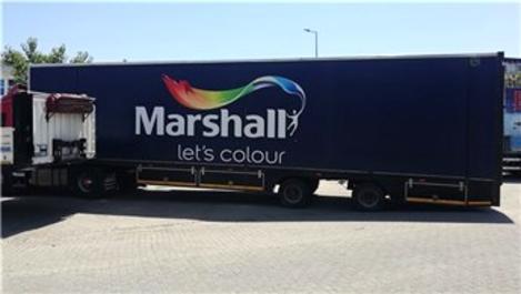 Marshall'dan gezici TIR'ı ile boya ustalarının eğitimine destek!