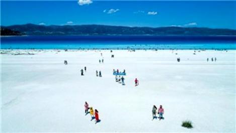 Çevre ve Şehircilik Bakanlığı'ndan Salda Gölü açıklaması!