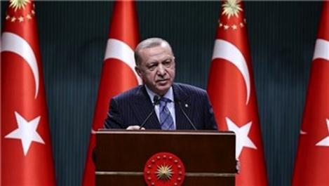 Başkan Erdoğan'dan Dünya Çevre Günü mesajı!