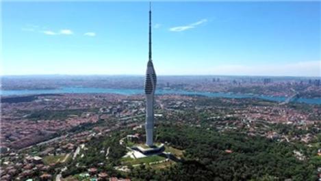 Çamlıca Yayın Kulesi'nin benzeri Ankara'da yapılacak