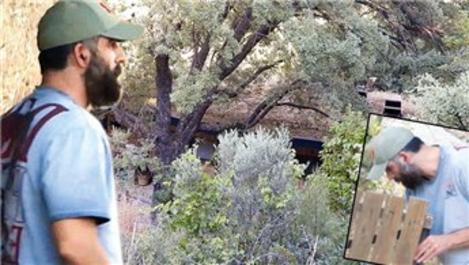 Mehmet Akif Alakurt, Kaş'ta yaptırdığı eve yerleşti!