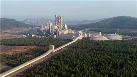 Medcem Çimento 210 milyon dolar yatırım yapacak