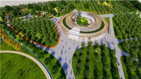 TOKİ, Millet Bahçesi projelerine son sürat devam ediyor!