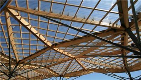 Onduline'dan güvenli, şeffaf çatı kaplama sistemi: Onduclair