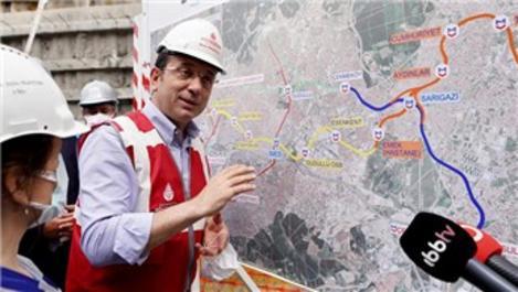 Yenidoğan-Cumhuriyet-Emek Metro hattı kredi bekliyor!