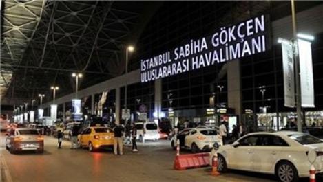Sabiha Gökçen, 5 ayda 6.5 milyon yolcu ağırlandı