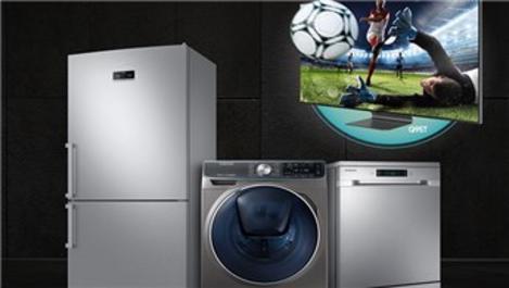 Samsung'tan evinizi stadyuma çevirecek TV kampanyası!