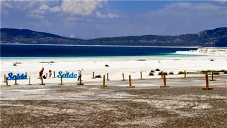 Salda Gölü'ne kanalizasyon akıyor mu?