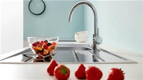 GROHE Baulines Kitchen ile mutfaklar artık daha sade!