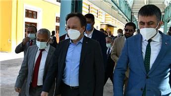 """""""2 saatte Ankara'dan Sivas'a ulaşmak büyük bir nimet"""""""