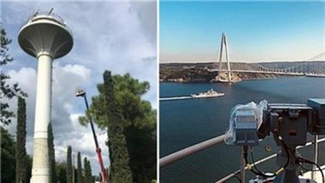 İstanbul ve Çanakkale boğazlarına 'yerli göz sistemi' geliyor