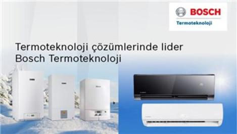 Bosch Termoteknoloji'ye iki ödül birden geldi!