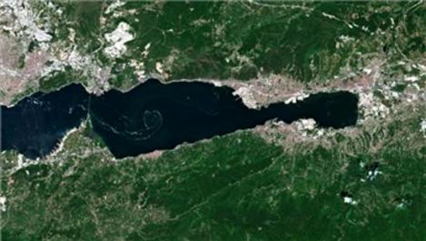 Marmara Denizi'ndeki müsilajın yoğunluk haritası çıkarıldı!