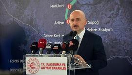 Kanal İstanbul'un temeli 26 Haziran'da atılacak!