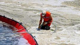 Marmara Denizi'nde 5 günde rekor müsilaj temizliği!