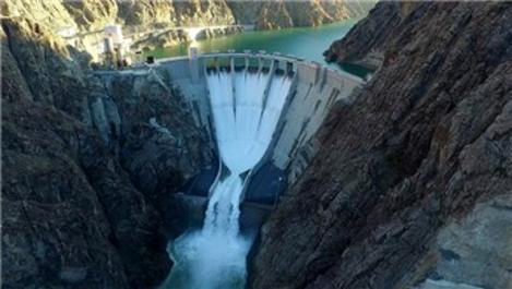 Türkiye hidroelektrikte üst sıralara yükseliyor!