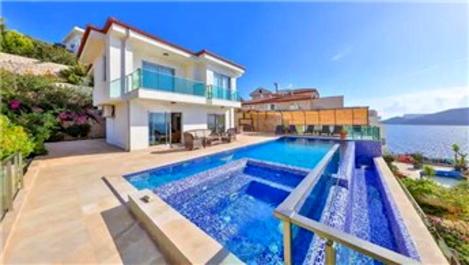 Müsilajla birlikte havuzlu villalara olan talep arttı!