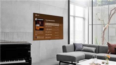 Spotify podcast keyfi LG Smart TV'lerde!