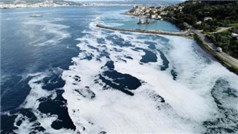 Marmara Denizi'nden 3 bin 288 metreküp müsilaj temizlendi!