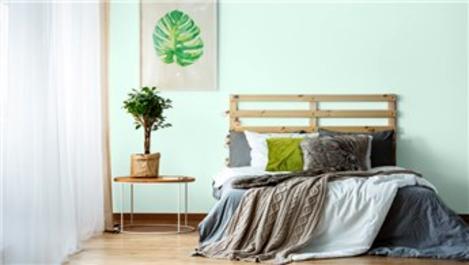 Yaz dekorasyonunda hangi renk boyalar tercih edilmeli?