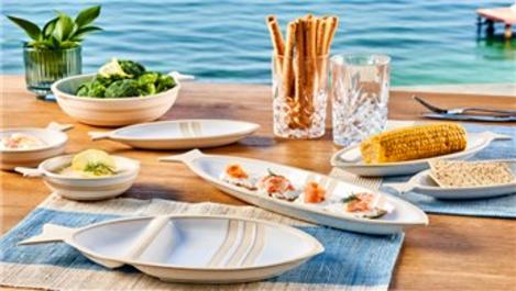 Yazın en trend servis tabakları Linens'te!