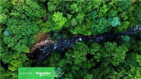 Schneider Electric'ten doğayı koruyacak taahhüt!