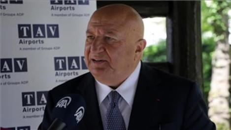 TAV, Balkanlarda sağlam adımlarla büyümeyi sürdürecek